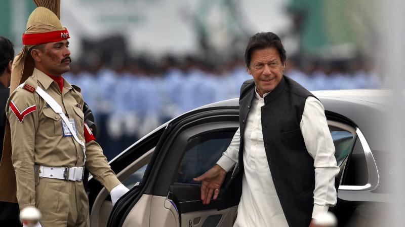 Pakistan Prime Minister Imran Khan  (Photo: AP)