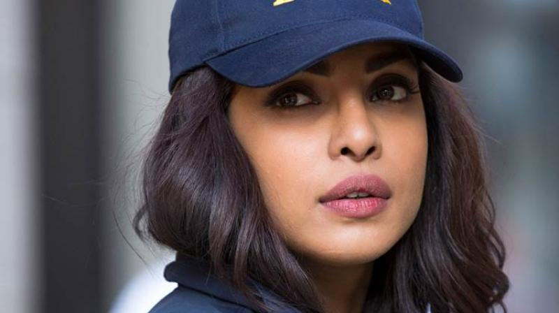 Priyanka made her foray into the West with the hit TV show 'Quantico'.