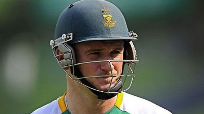 Former South African skipper Graeme Smith