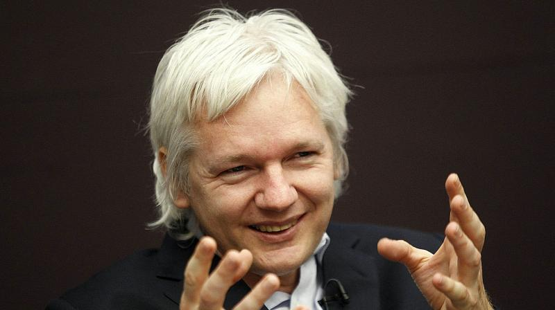 Sweden reopened the rape investigation last week. It was begun in 2010 but dropped in 2017 after Assange took refuge in the Ecuadorean embassy in London. (Photo: File)