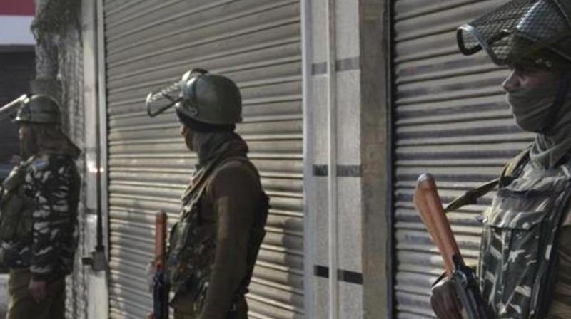 Possible terror attack on defence bases in Kashmir, warns intelligence agency