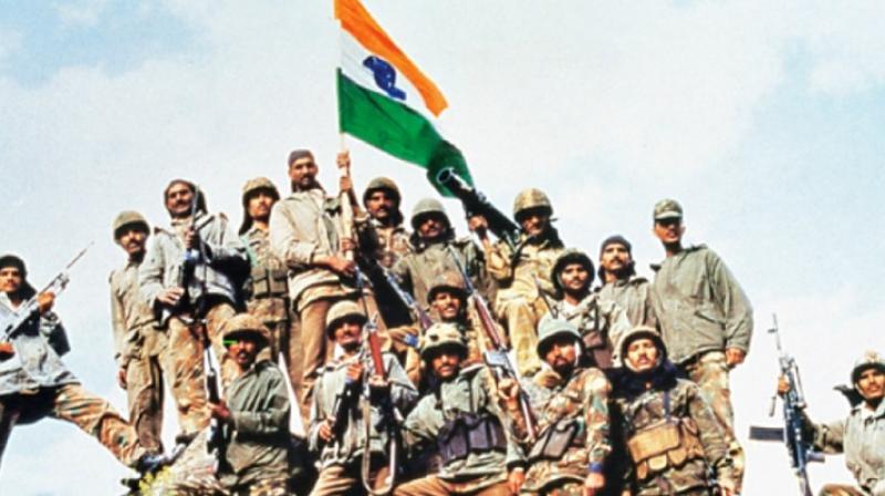 Kargil war (May 1999-July 1999)