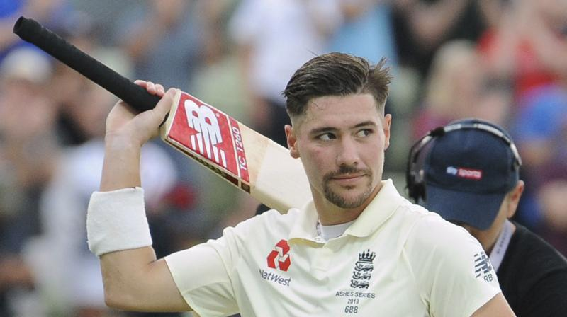 Although England lost the first Test by 251 runs, it was the innings by Rory Burns that set the tone for England. (Photo: AP)