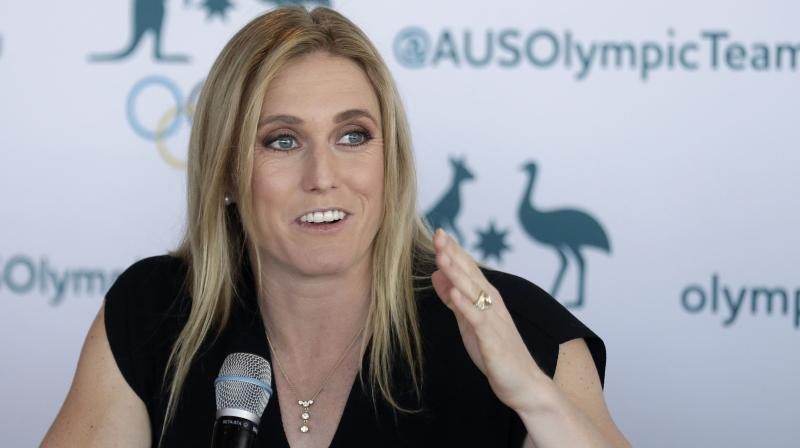 The Queenslander, who bagged the world title twice in 2011 and 2017, expressed gratitude to her family, friends, sponsors, media, and fans for their continued support throughout her career. (Photo: AP)