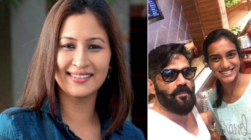 India's top doubles player Jwala Gutta feels the National Anti-Doping Agency (NADA) should have appointed a sportsperson as its brand ambassador instead of Bollywood actor Sunil Shetty. (Photo:PTI/Twitter)