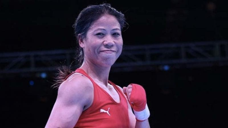 Six-time champion MC Mary Kom's seemingly endless reservoir of experience makes her a strong medal contender yet again. (Photo:AFP)
