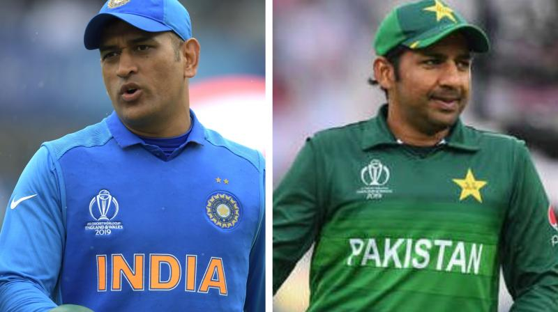 During Pakistan's third ODI win, Pakistan's ICC Champions Trophy winning captain, Sarfaraz Ahmed scripted history by becoming the second wicket-keeper in history of the cricket to captain his team in 50 ODIs. Only former Indian captain Mahendra Singh Dhoni is above the current Pakistani ODI skipper. (Photo:AFP)