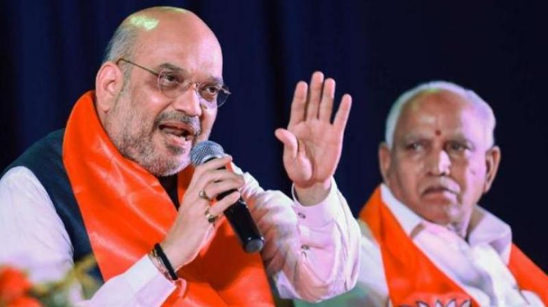 Leaders from some non-Hindi speaking states had perceived Amit Shah's statement to be a precursor to the Centre imposing Hindi on them. (Photo: PTI)