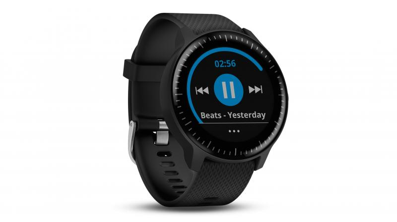 The device is loaded with features such as over 15 preloaded sports apps, wrist-based heart rate 2 and VO2 max all day stress tracking 2.
