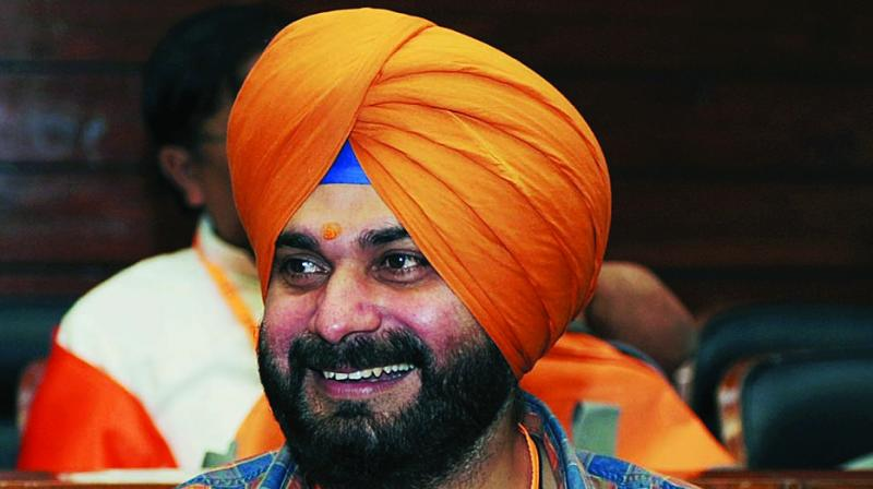 Punjab minister Navjot Singh Sidhu  (Photo: File)