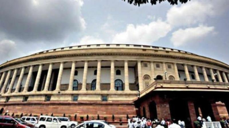 The first two days of the session will be completely devoted to oath-taking by 542 members of the lower House of the Parliament. (Photo: PTI)