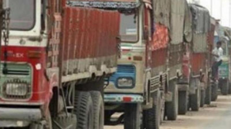 The truckers' key demands included reduction in central and state taxes by getting diesel under the GST and reforming the