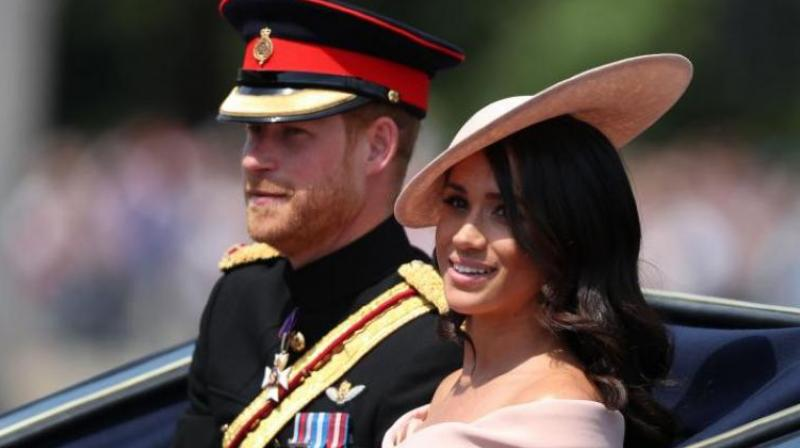 Thomas, an Emmy-winning lighting director, has tried to encourage Meghan and her husband Prince Harry, 33, to contact him — after three months of silence. (Photo: AFP)