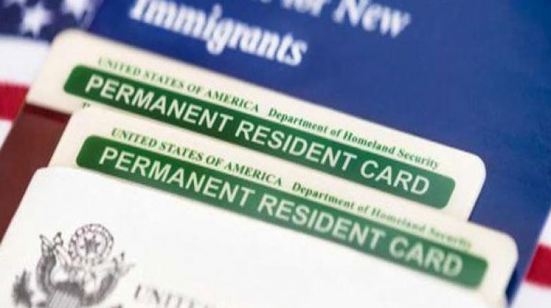 Under the current regulation, skilled immigrants from India need to wait anywhere between 25-92 years for a Green Card due to per-country limits. (Photo: FIle | AFP)