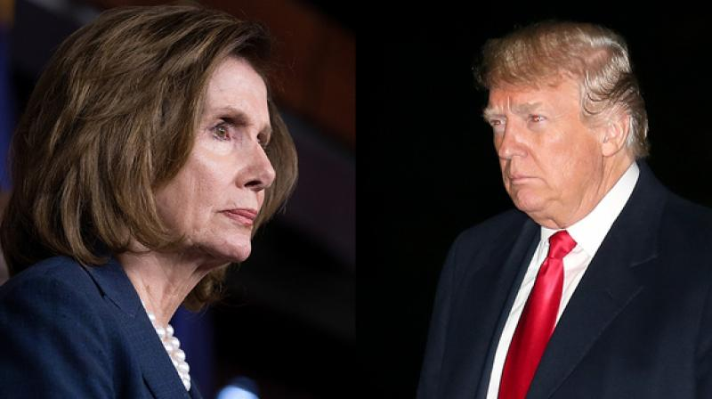 Pelosi is refusing money for the wall they view as ineffective and immoral (Photo: File)