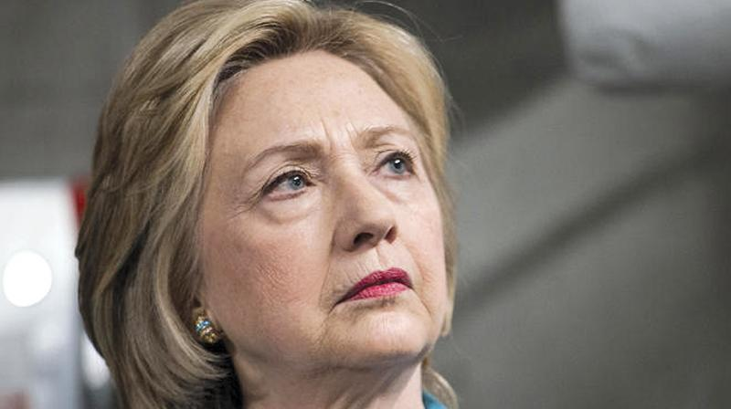 'We are living through an all-out war on truth, facts and reason,' Clinton said at the PEN America World Voices Festival, in Manhattan.  (Photo: File)