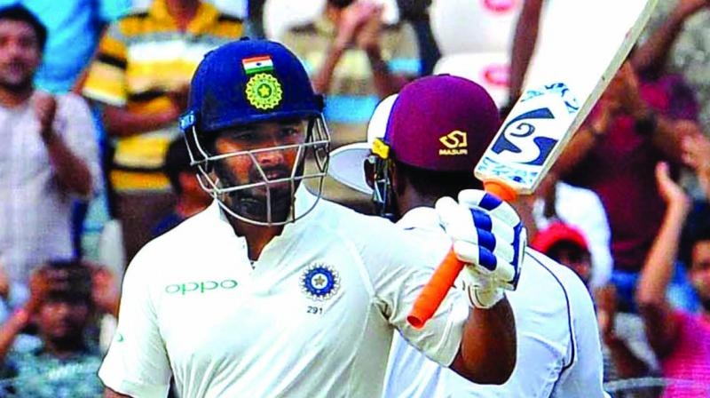 The selectors are scheduled to announce the squad in Mumbai on Monday. (Photo: P.Surendra)