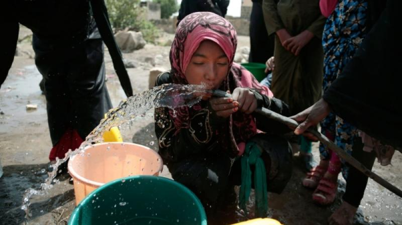 The stalemated war has killed more than 10,000 civilians and pushed the Arab world's poorest country to the brink of famine. (Photo: AP)