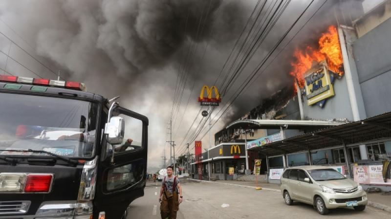The cause of the blaze has still not been determined. The justice and labour departments and Davao's fire-fighting bureau have ordered separate investigations.