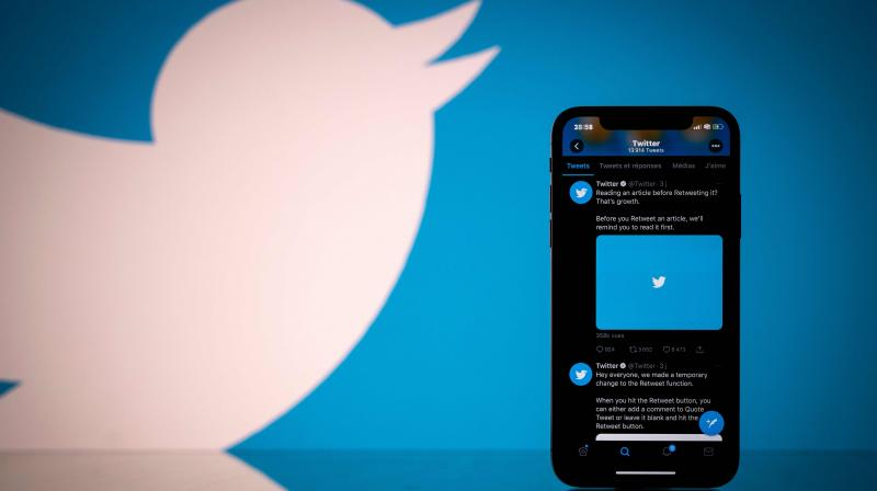 By threatening Twitter officials with jail and publicly contemplating the application of media laws to the social media, the government is putting on public display how spooked, rather than concerned, it is. (Photo: AFP)