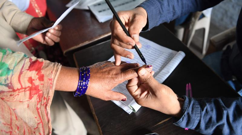 Doubtful voters are those persons who are identified during electoral roll revision as D-voters, cases of which are pending with the Foreigners Tribunals or declared as foreigners by the Tribunal. (Photo: AFP)