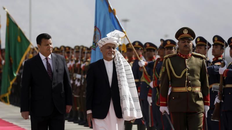 Afghanistan is said to be the graveyard of empires, but it is also proving to be the breeding ground of ironies. Trophies are sought to be handed out to the most violent. (Photo: AP)
