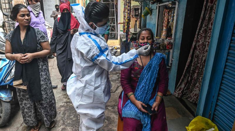 The Union government must use technology to the optimum to ensure that vaccine wastage is brought to a minimum. (Photo: AFP)