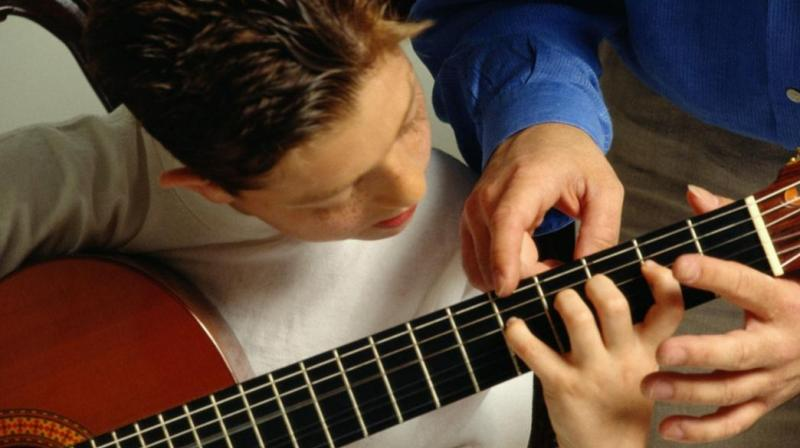So, for the ones who play electric guitars or wish to play or learn to play the first steppingstones, become aware of how you hold them rightly.