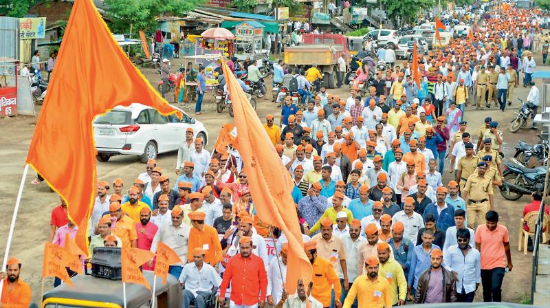 In its May 5 verdict, the Supreme Court had spelled out various reasons for disallowing reservations for the Marathas. (DC file photo)