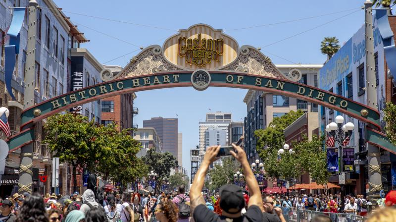 Comic-Con 2019: Pop culture celebration takes off at San Diego