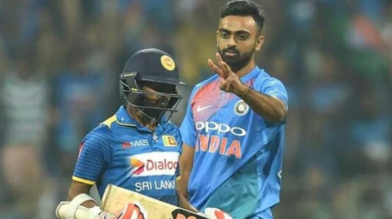 Assam Cricket Association (ACA) President Romen Dutta on Thursday said that this week's T20I match between India and Sri Lanka will go as planned. (Photo:AFP)