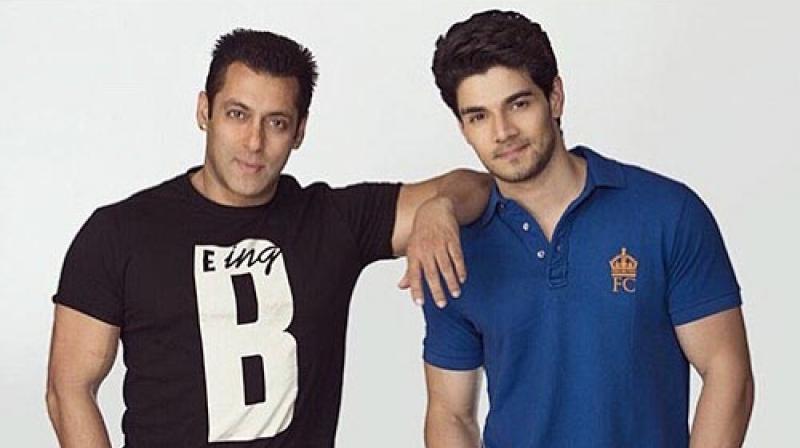 Salman Khan and Sooraj Pancholi