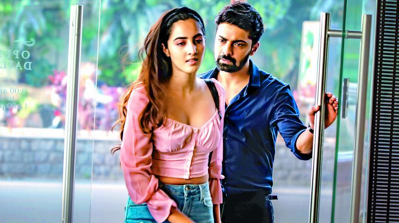 Filmmaker M.S. Raju's upcoming directional venture Dirty Hari has been in the news for its bold posters and plotline. The film has been tipped as a romantic thriller that explores an as-yet untouched side of a love story.