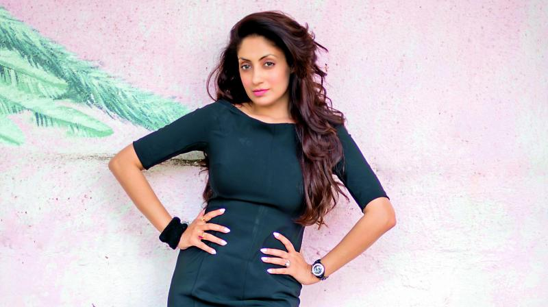 After doing glamorous roles in her earlier Telugu films, Gurleen will next be seen as a criminal lawyer in an as-yet untitled film, a mystery thriller, to be directed by Mohankanth.