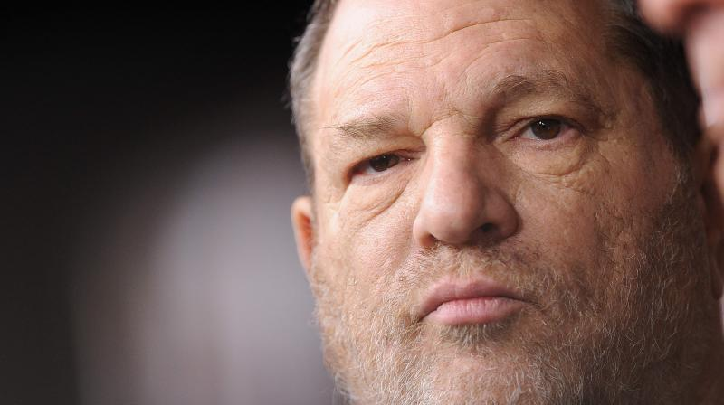 Harvey Weinstein. (Photo: AFP)