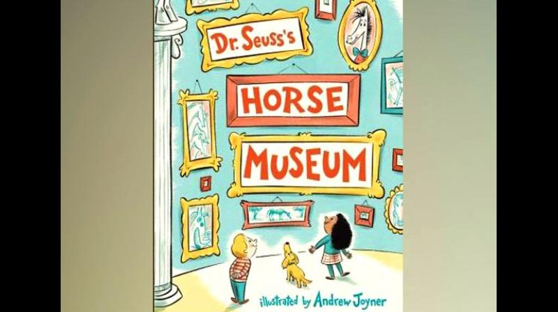 The manuscript for 'Dr Seuss's Horse Museum' was discovered in the late author's La Jolla, California, home 21 years after his death. (Photo: ANI)
