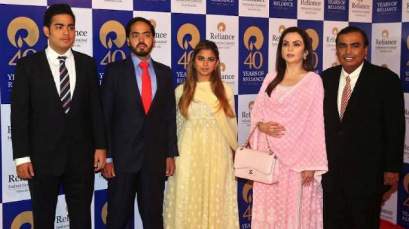 Isha Ambani, Akash Ambani, Adar Poonawalla named in Fortune's 40 Under 40 list. (PTI Photo)