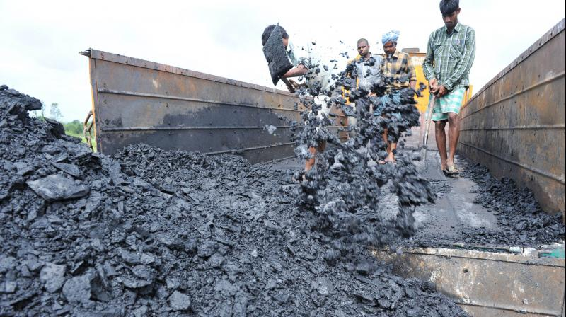 Coal Ministry said it has revised the list of mines to be auctioned for commercial mining. (AFP Photo)