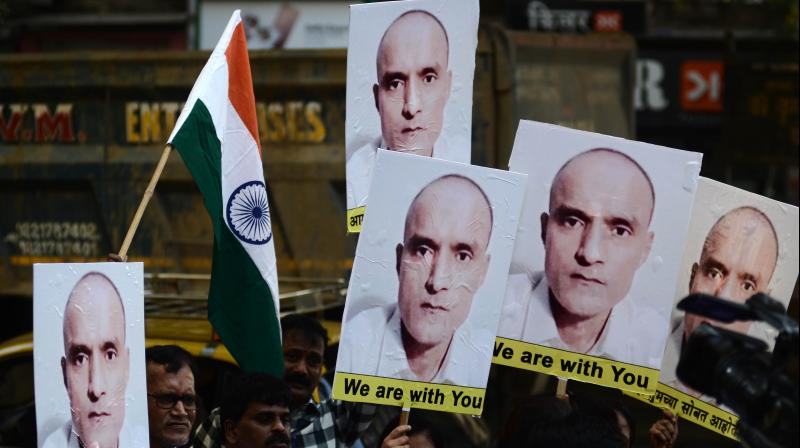 Pakistan directed the federal government to give India 'another opportunity' to appoint a lawyer to represent death-row prisoner Kulbhushan Jadhav. (PTI Photo)