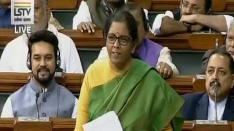 Her remarks about personal eating habits came while responding to interruptions by some opposition members at a time when she was speaking on the onion issue. (Photo: ANI)