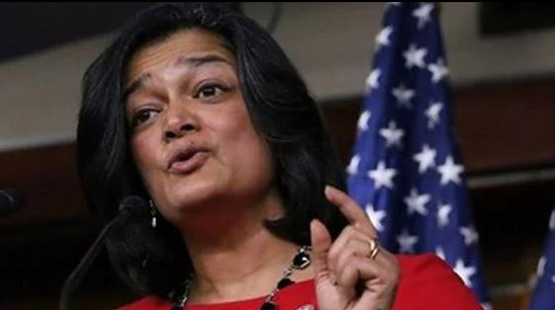 She is the only Indian-American member in the powerful House Judiciary Committee. (Photo: Twitter)