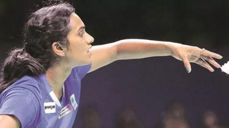 Seven months after becoming the first Indian to win the season-ending BWF World Tour Finals in December, Olympic silver medallist PV Sindhu had an opportunity to finally lay her hands on another crown only to squander, losing 15-21 16-21 to the Japanese in a lop-sided summit clash that lasted 51 minutes here. (Photo:PTI)