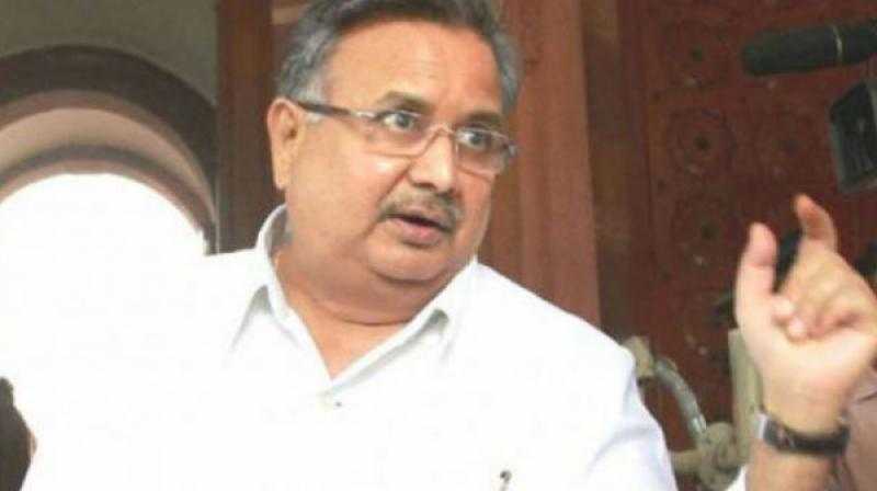 Chhattisgarh chief minister Raman Singh. (Photo: PTI)