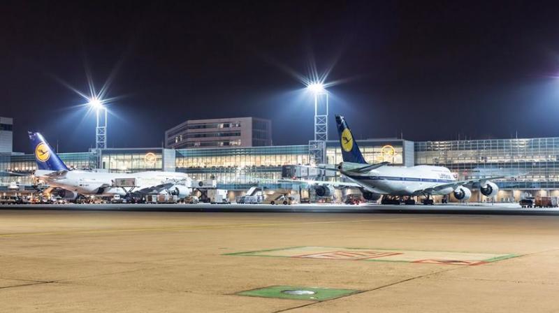 Frankfurt Airport. (Photo: Facebook/Frankfurt Airport)