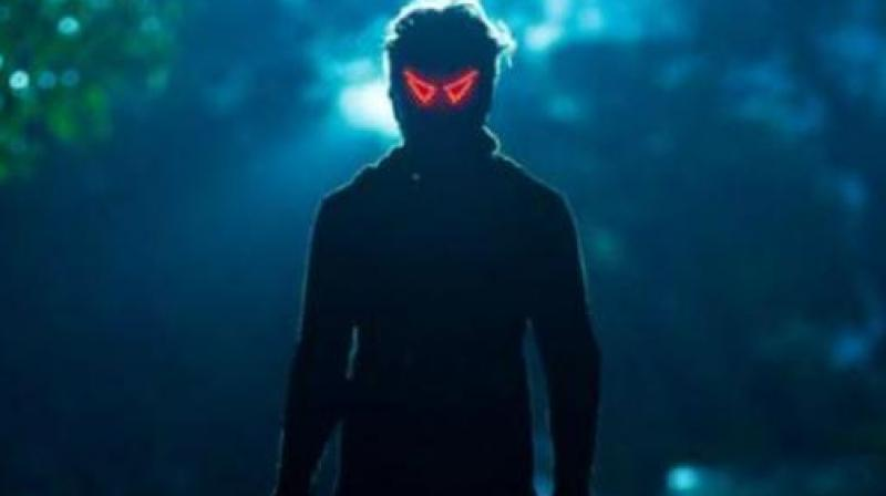 A still from 'Bhavesh Joshi Superhero'.
