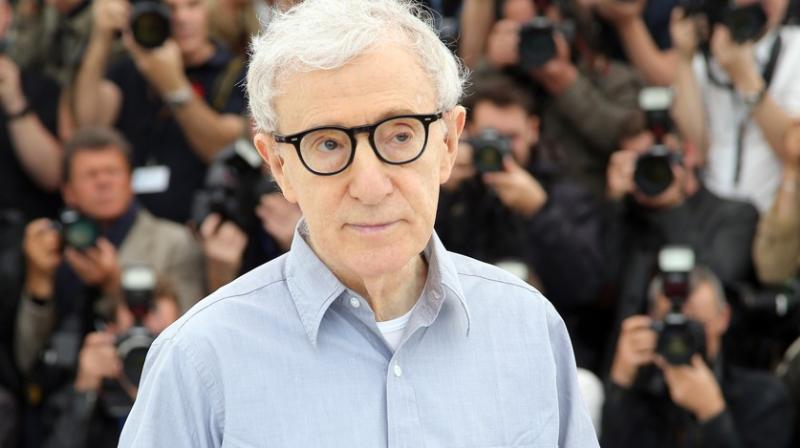 Woody Allen. (Image Courtesy: AP)