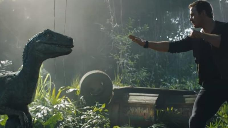 'Jurassic World: Fallen Kingdom' is the sequel to 'Jurassic World' (2015) and is the fifth installment of the Jurassic Park film series.