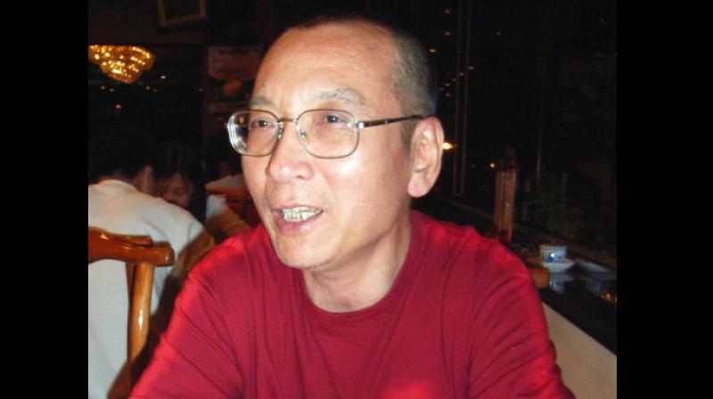 China's Nobel laureate Liu Xiaobo (Photo: AFP)