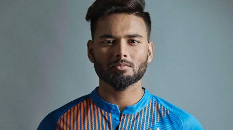 Pant, whose omission from the original squad became a topic of heated debates given his stupendous form in the past one year, will reach here Wednesday. (Photo: Rishabh Pant/Twitter)