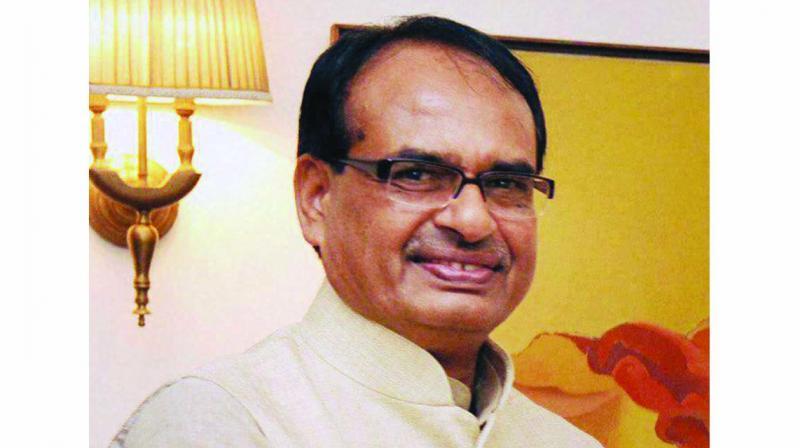 MP CM Shivraj Singh Chouhan